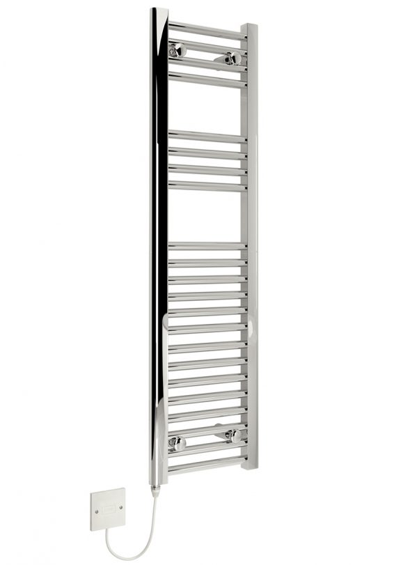 Kudox Slim Electric Towel Rail 5060235346187