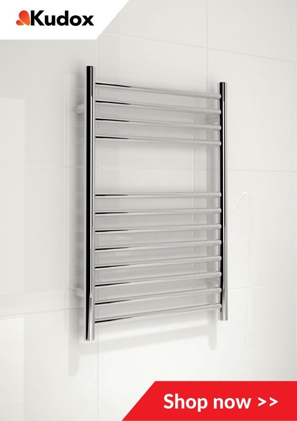 Lugana Stainless Towel Rail